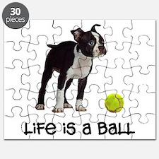 Boston Terrier Life Puzzle