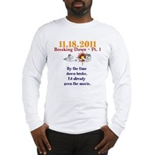 Seen the Movie Long Sleeve T-Shirt