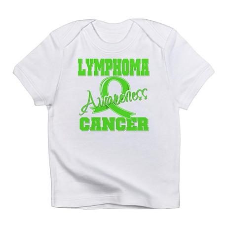 Lymphoma Cancer Awareness Infant T-Shirt
