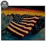 Patriot Mountain Puzzle