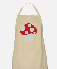 Toadstool fly agaric Apron