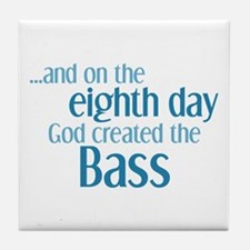 Creation of the Bass Tile Coaster