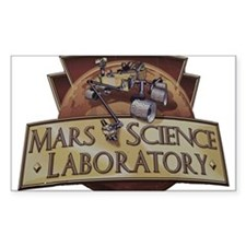 Mars Science Laboratory Decal