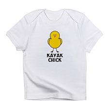 Kayak Chick Infant T-Shirt