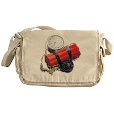 Explosive Dynamite Messenger Bag