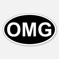 Unique Oh my gosh Decal