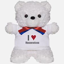 Cute Housewives Teddy Bear
