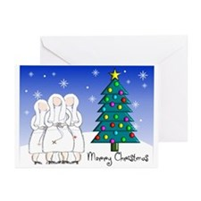 Catholic Nuns Christmas Greeting Cards (Pk of 20)