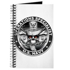 USN Operations Specialist Sku Journal