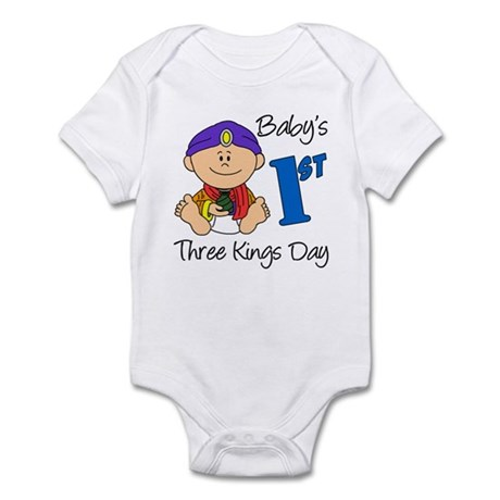 Baby's First Three Kings Day Infant Bodysuit