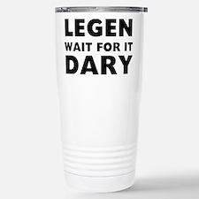 Legendary Travel Mug