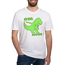 om NOM NOM dinosaur chomps Shirt