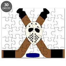 Ice Hockey Design Puzzle