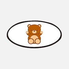 Cute Cartoon Bear Patches