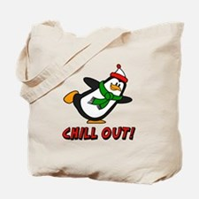 Chilly Willy Chill Out Tote Bag