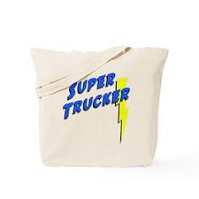 Super Trucker Tote Bag