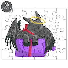 Unique Rat angel Puzzle