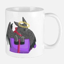 Cute Rat angel Mug
