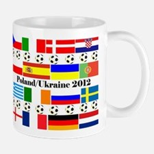 Football Flag Design Mug