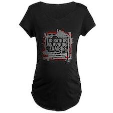 Hunting Zombies T-Shirt