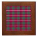 Tartan - MacFie Framed Tile