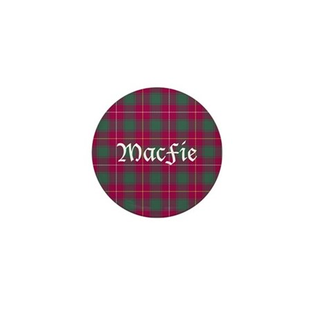Tartan - MacFie Mini Button