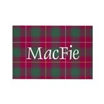 Tartan - MacFie Rectangle Magnet (10 pack)