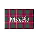 Tartan - MacFie Rectangle Magnet (100 pack)