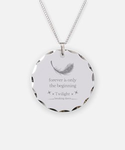 Forever is only the beginning Necklace