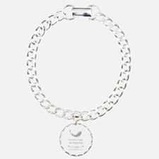 Forever is only the beginning Charm Bracelet, One