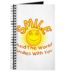 Smile & the World Smiles With Journal