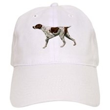 german shorthair pointing Baseball Cap