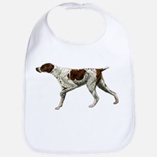 german shorthair pointing Bib