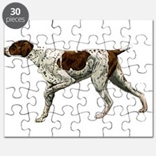 german shorthair pointing Puzzle