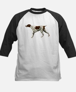 german shorthair pointing Tee