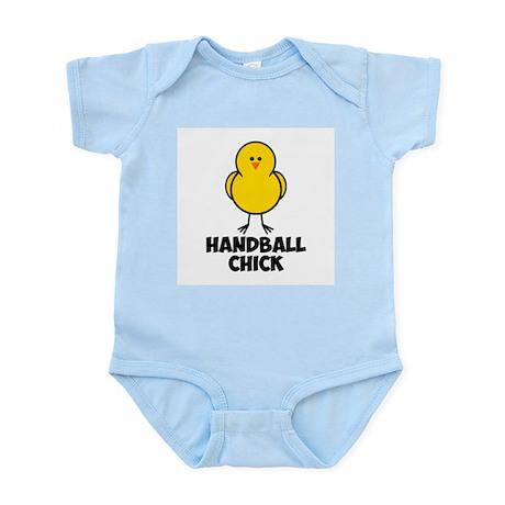 Handball Chick Infant Bodysuit