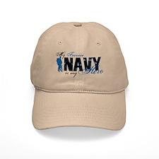 Fiancee Hero3 - Navy Baseball Cap