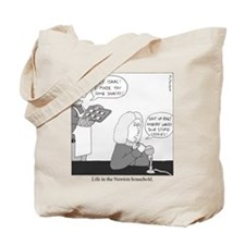 Newtons Tote Bag