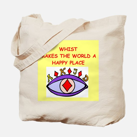 whist Tote Bag