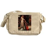 Princess & Papillon Messenger Bag