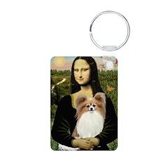 Mona's Papillon Keychains