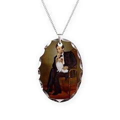 Lincoln's Papillon Necklace