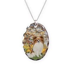 Spring / Papillon Necklace