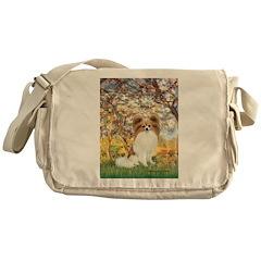 Spring / Papillon Messenger Bag