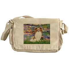 Lilies & fawn Papillon Messenger Bag