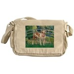 Bridge / Pitbull Messenger Bag