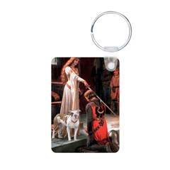 The Accolade / Pitbull Keychains