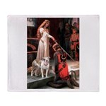 The Accolade / Pitbull Throw Blanket