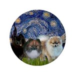 Starry/3 Pomeranians 3.5