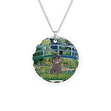 Bridge / Poodle (Silver) Necklace